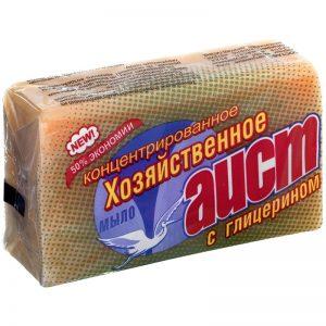 Koncentruotas skalbiamasis muilas su glicerinu 70 % AIST, 150 g