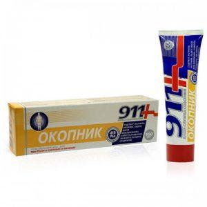 Kūno balzamas-gelis 911 OKOPNIK, 100 ml