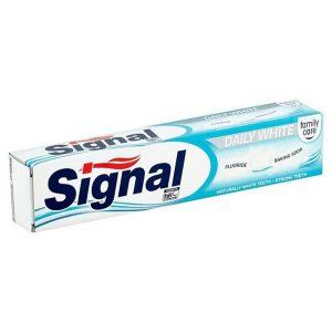 Dantų pasta SIGNAL DAILY WHITE, 75 ml