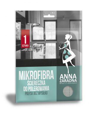 Blizginimo šluostė ANNA ZARADNA, 1 vnt.