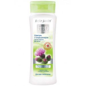Plaukų šampūnas nuo pleiskanų BJ FITO ENERGIA, 400 ml