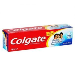 Dantų pasta COLGATE CAVITY PROTECTION, 100 ml