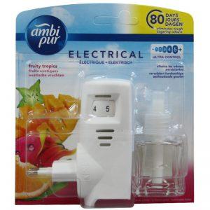 Elektrinis oro gaiviklis AMBI PUR FRUITY TROPICS, 20 ml