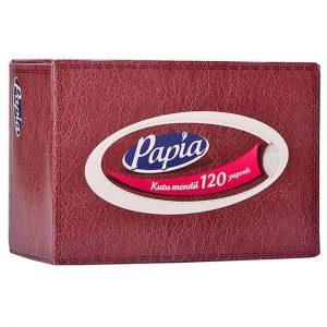 Popierinės servetėlės PAPIA, 120 vnt.