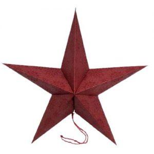 Popierinė žvaigždė ADVENT STAR, 1 vnt.