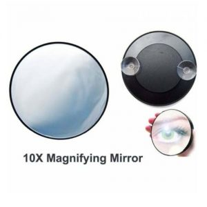 Didinamasis veidrodėlis 10x, 1 vnt.