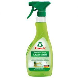 Dušų ir vonių valiklis FROSCH, 500 ml
