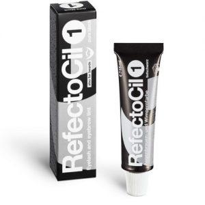 Juodos spalvos dažai antakiams REFECTOCIL, 15 ml