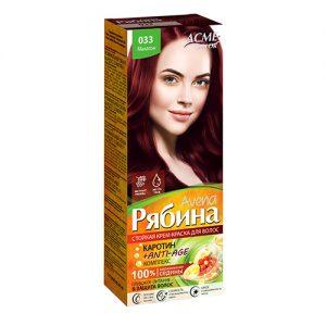 Kreminiai plaukų dažai ACME COLOR REBINA Nr. 033