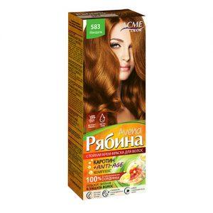Kreminiai plaukų dažai ACME COLOR REBINA Nr. 583