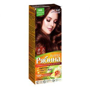 Kreminiai plaukų dažai ACME COLOR REBINA Nr. 066