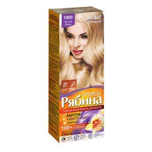 Kreminiai plaukų dažai ACME COLOR REBINA Nr. 1000