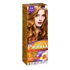 Kreminiai plaukų dažai ACME COLOR REBINA Nr. 114