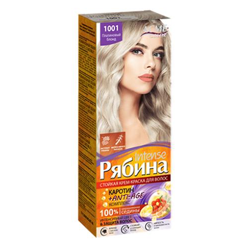 Kreminiai plaukų dažai ACME COLOR REBINA Nr. 1001