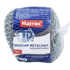 Metaliniai šveistukai MASTER, 3 vnt.