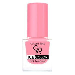 Nagų lakas GOLDEN ROSE ICE COLOR, Nr. 113, 6 ml