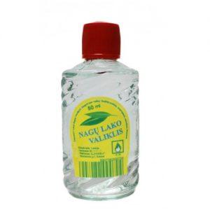Nagų lako valiklis BALLADA, 50 ml