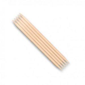 Nagų priežiūra TOP CHOICE  mediniai pagaliukai nagams