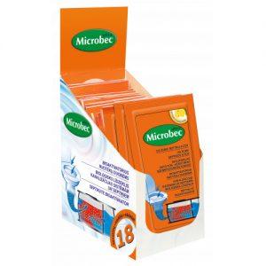 Nuotėkų vamzdynų ir rezervuarų priežiūros preparatas BROS MICROBEC, 25 g, 1vnt.