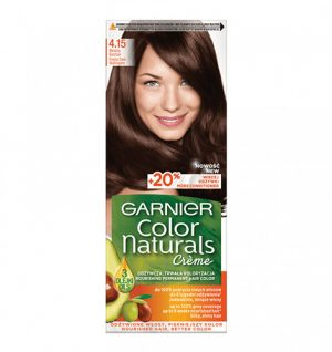 Plaukų dažai GARNIER COLOR NATURALS Nr. 4.15
