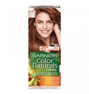 Plaukų dažai GARNIER COLOR NATURALS Nr. 6.41
