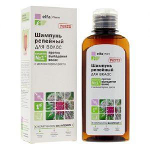 Plaukų šampūnas nuo plaukų slinkimo ELFA PHARM, 200 ml
