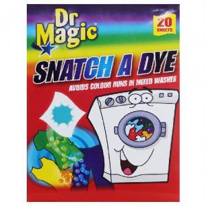 Skalbinių servetėlės DR. MAGIC, 20 vnt.
