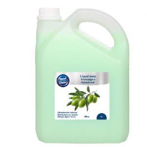 Skystasis muilas alyvuogių aromato NORD CLEAN, 3 l