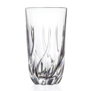 Krištolinė stiklinė RCR TRIX, 1 vnt.