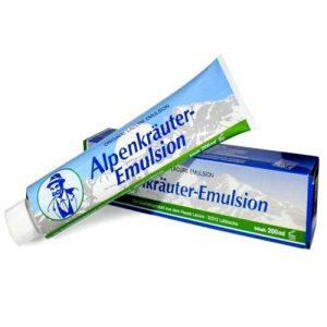 Alpių žolelių emulsija ORIGINAL LLOYD EMULSION, 200 ml