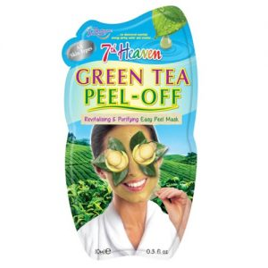 Veido kaukė MONTAGNE JEUNESSE GREEN TEA, 10 ml