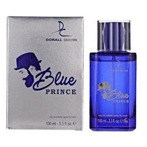 Vyriškas tualetinis vanduo DORALL COLLECTION BLUE PRINCE, 100 ml