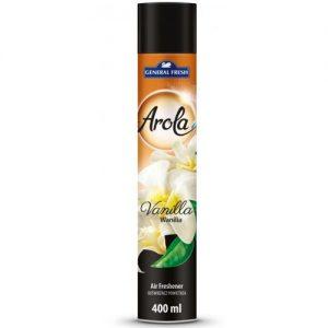 Oro gaiviklis AROLA VANILLA, 400 ml