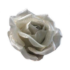 Dekoratyvinis rožės žiedas 24 x 16 cm, 1 vnt.