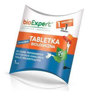 Biologinės tabletės BIOEXPERT, 1 vnt.