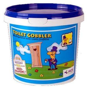 Mikroorganizmai lauko tualetų priežiūrai TOILET GOBBLER, 450 g