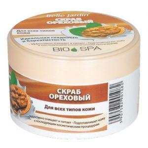Odos šveitiklis su persikų ekstraktu BELLE JARDIN SPA NATURELLE, 200 ml