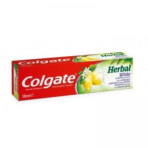 Dantų pasta COLGATE HERBAL WHITE, 100 ml