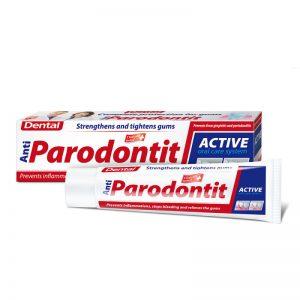 Dantų pasta DENTAL ANTI-PARADONTIT ACTIVE, 100 ml