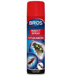 Aerozolis nuo ropojančių vabzdžių BROS, 400 ml