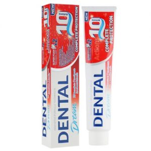 Dantų pasta DENTAL DREAM COMPLETE PROTECTION 10 IN 1, 100 ml