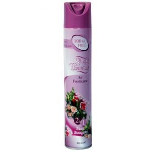 Oro gaiviklis SIMPLY THERAPY FLORAL BOUQUET, 300 ml
