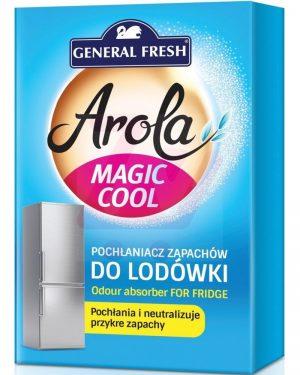 Šaldytuvų oro gaiviklis AROLA MAGIC COOL, 1 vnt.