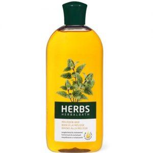 Gaivinamosios vonios putos HERBS HERBALBATH, 400 ml