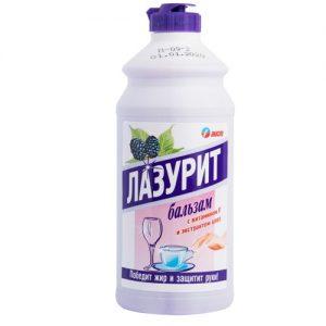 Indų ploviklis su vitaminu F LAZURIT, 500 ml