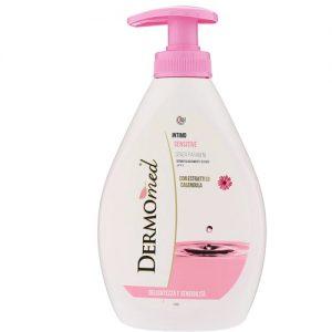 Intymios higienos prausiklis DERMOMED SENSITIVE, 300 ml