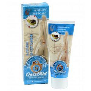 Vėsinantis kojų gelis OVISOLIO, 70 g