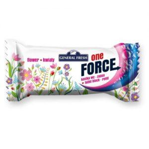 WC muiliukas-papildymas ONE FORCE FLOWER, 40 g