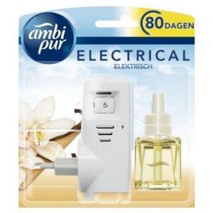 Elektrinis oro gaiviklis AMBI PUR VANILLA HARMONY, 20 ml