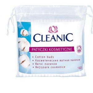 Higieniniai pagaliukai CLEANIC 160 vnt.